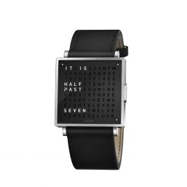 QLOCKTWO W35 BLACK COLLECTION