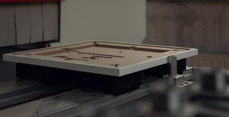QLOCKTWO Manufacture